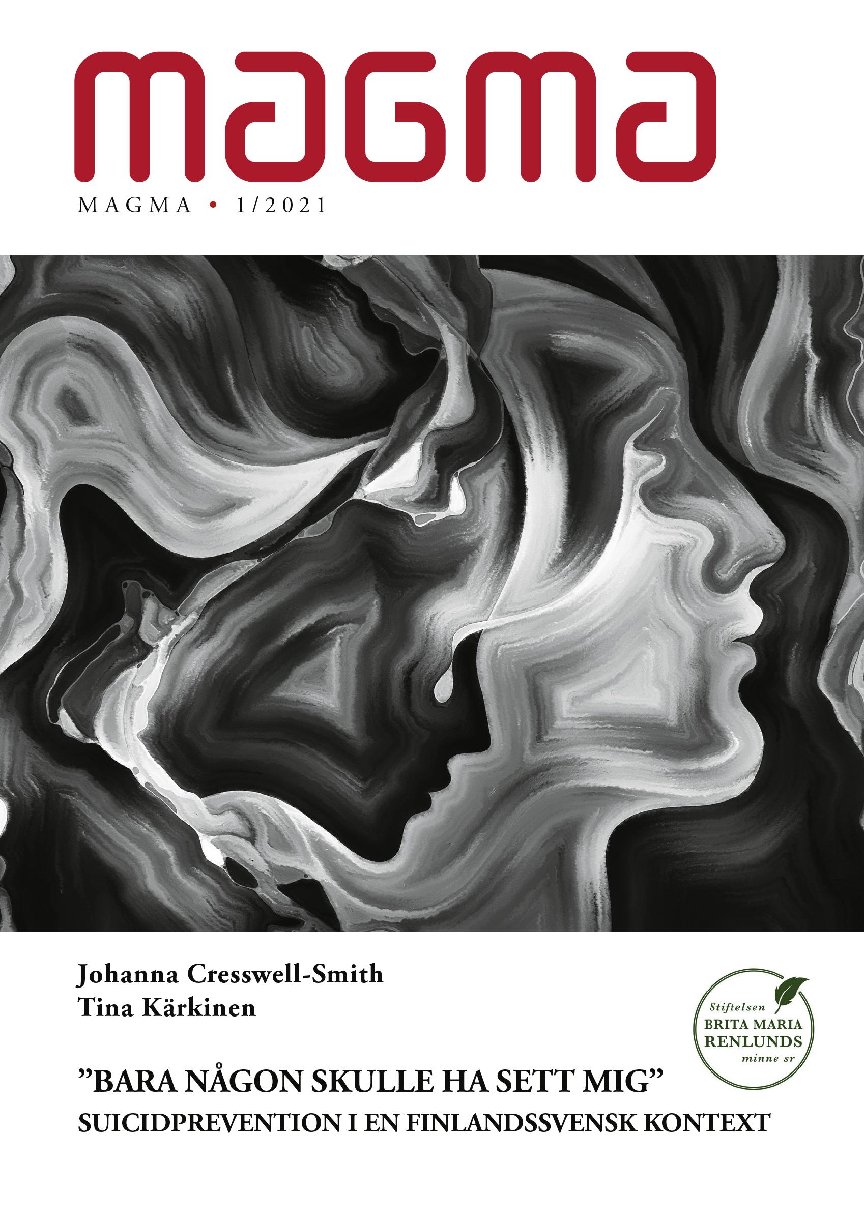 Cover for article '11 rekommendationer hur skolor, arbetsplatser och tredje sektorn kan motverka psykisk ohälsa.'